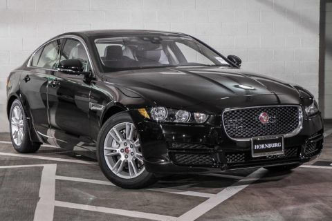 New 2017 Jaguar XE 20d Premium With Navigation