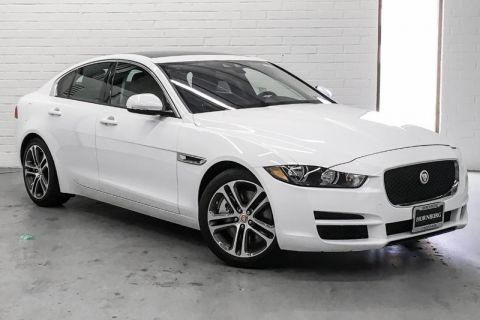 New 2017 Jaguar XE 35t Premium With Navigation
