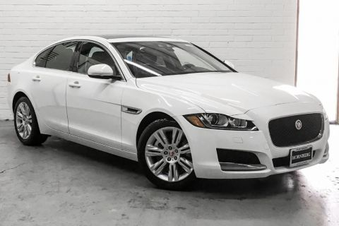 New 2017 Jaguar XF 35t With Navigation