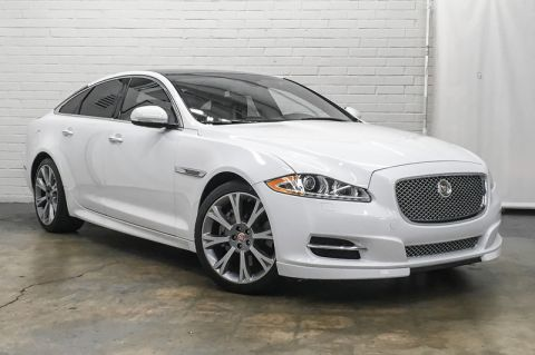 Certified Pre Owned 2015 Jaguar XJ