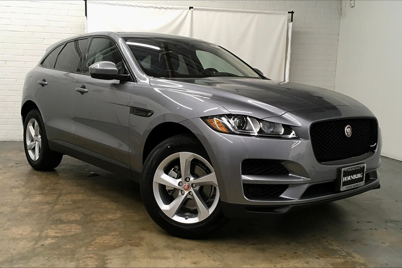New 2020 Jaguar F Pace 25t Premium All Wheel Drive Sport Utility