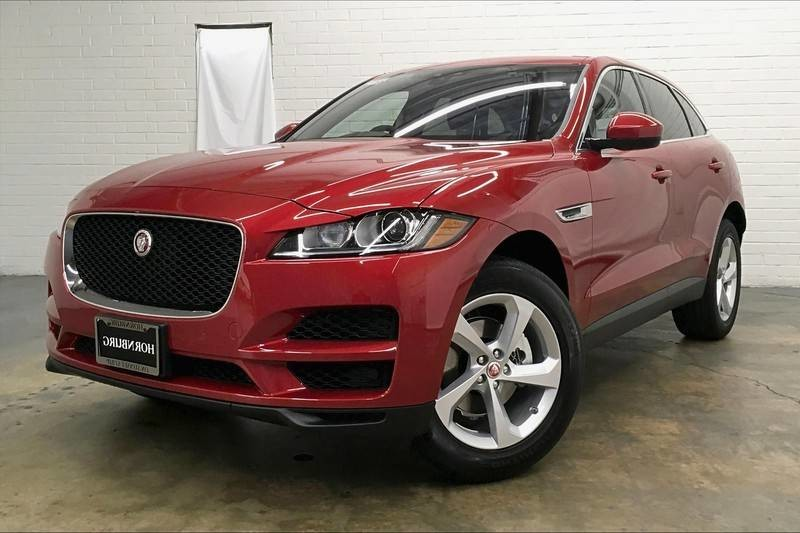 New jaguar f pace 2020