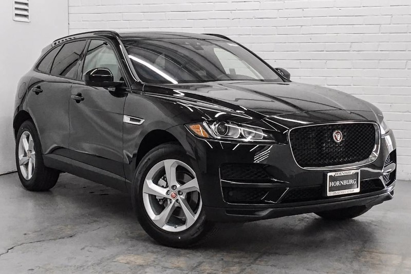 Jaguar f pace black