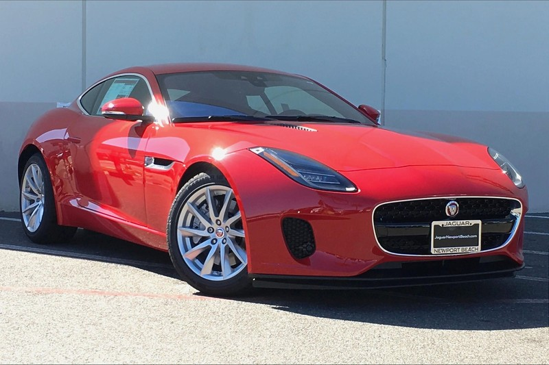 New 2020 Jaguar F-TYPE P340