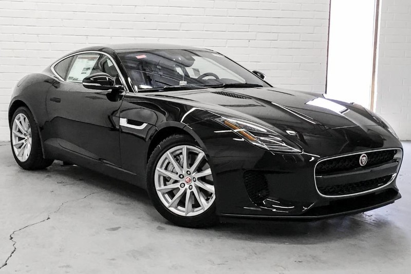New 2018 Jaguar F-TYPE 340HP 2dr Car in West Hollywood # ...