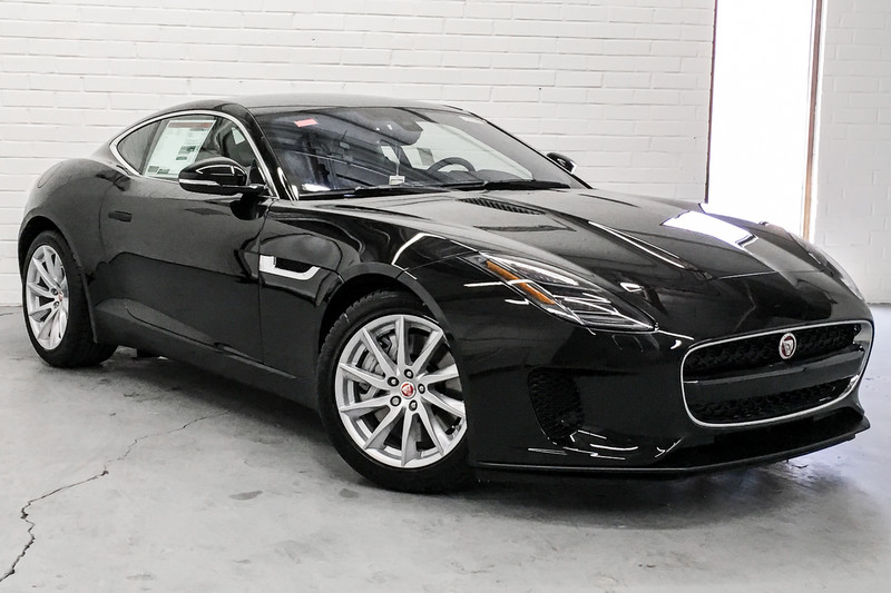 New 2018 Jaguar F Type 340hp 2dr Car In West Hollywood