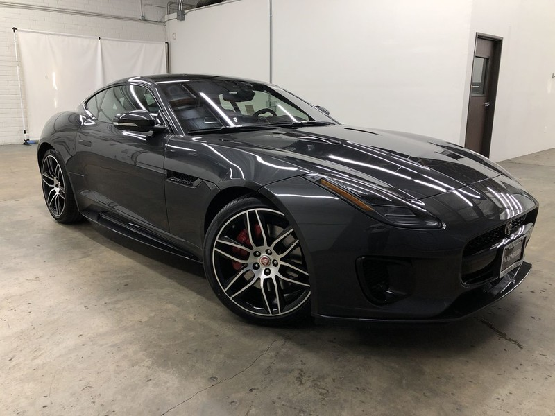 New 2020 Jaguar F Type P300 Checkered Flag Coupe 2dr Car In West