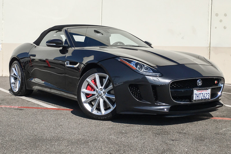Pre-Owned 2014 Jaguar F-TYPE V6 S
