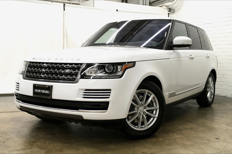 Certified Pre-Owned 2016 Land Rover Range Rover Diesel