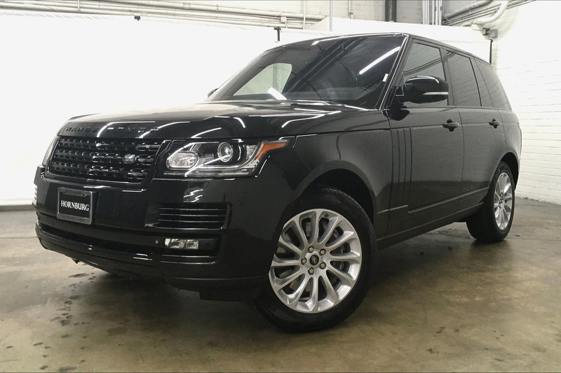 Pre-Owned 2015 Land Rover Range Rover Supercharged LE