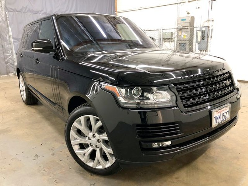 Certified Pre-Owned 2016 Land Rover Range Rover Supercharged LWB