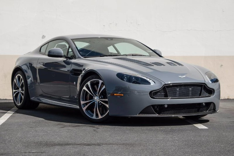 PreOwned Aston Martin Vantage S Coupe In West Hollywood N - Aston martin vantage s