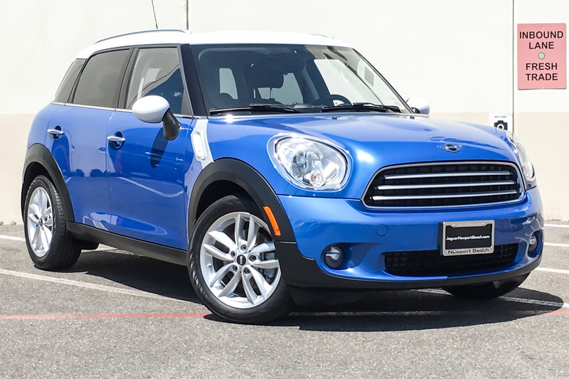 Pre Owned 2017 Mini Cooper Countryman