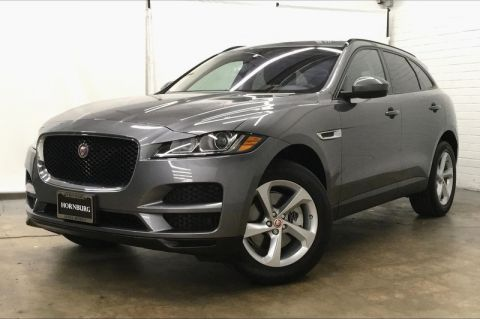 Certified Pre-Owned 2017 Jaguar F-PACE 35t Premium With Navigation