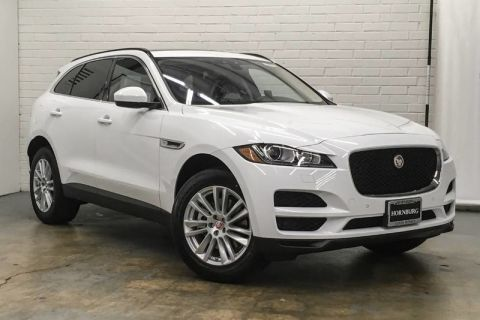 New 2018 Jaguar E-PACE R-Dynamic SE With Navigation