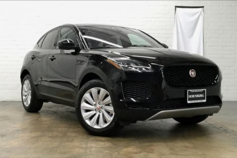 New 2019 Jaguar E-PACE SE With Navigation