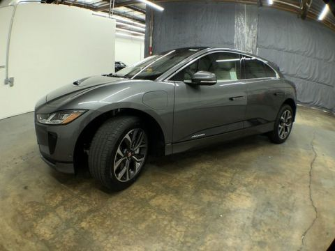 New 2019 Jaguar I-PACE HSE With Navigation
