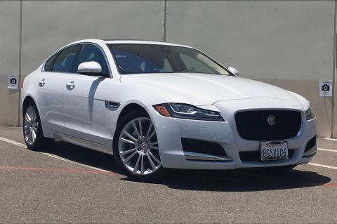 Certified Pre-Owned 2019 Jaguar XF 25t Premium
