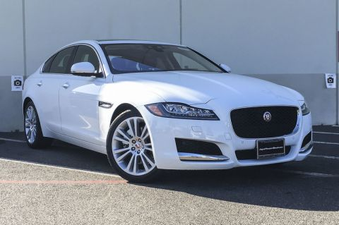 New 2019 Jaguar XF 25t Prestige