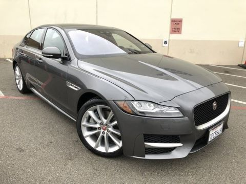 Certified Pre-Owned 2016 Jaguar XF 35t R-Sport