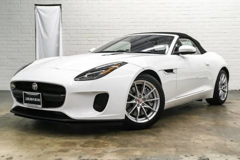New 2020 Jaguar F-TYPE P300 With Navigation