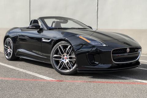 New 2019 Jaguar F Type R Dynamic Convertible In West