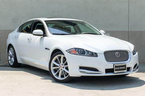 Certified Pre-Owned 2015 Jaguar XF V6 Portfolio