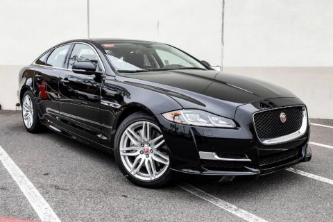 New 2017 Jaguar XJ XJ R-Sport