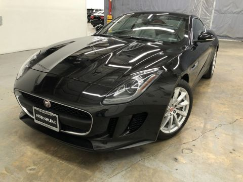 Certified Pre-Owned 2016 Jaguar F-TYPE 340