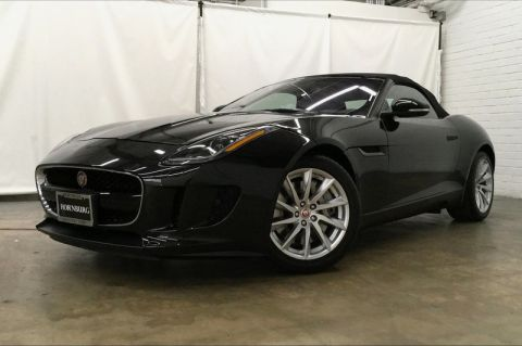 Certified Pre-Owned 2017 Jaguar F-TYPE Premium With Navigation