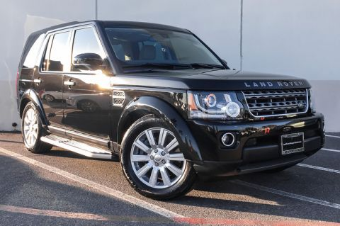 Certified Pre-Owned 2015 Land Rover LR4