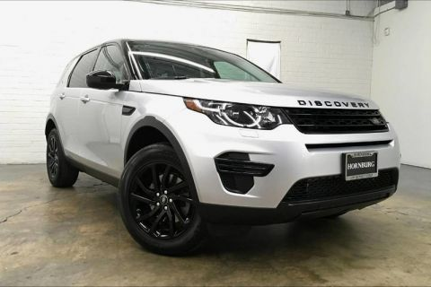 Certified Pre-Owned 2016 Land Rover Discovery Sport SE