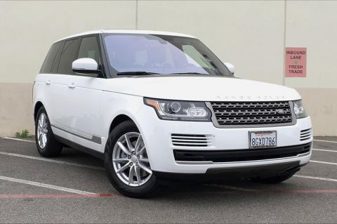 Pre-Owned 2016 Land Rover Range Rover