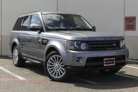 Pre-Owned 2012 Land Rover Range Rover Sport HSE