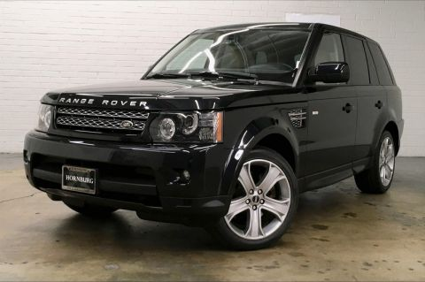 Pre-Owned 2012 Land Rover Range Rover Sport HSE LUX