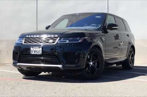 Pre-Owned 2018 Land Rover Range Rover Sport