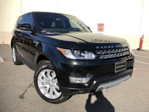 Pre-Owned 2015 Land Rover Range Rover Sport HSE