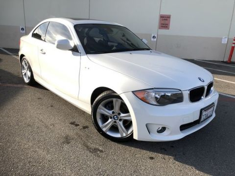 Pre-Owned 2013 BMW 1 Series 128i